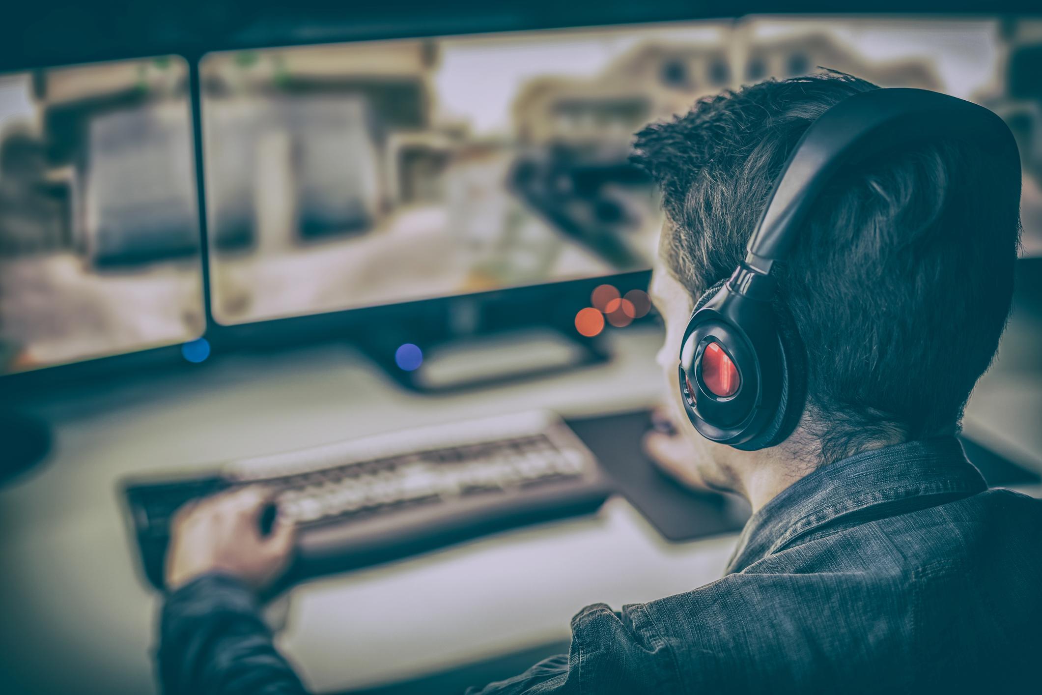 E-sport är på väg att bli mainstream